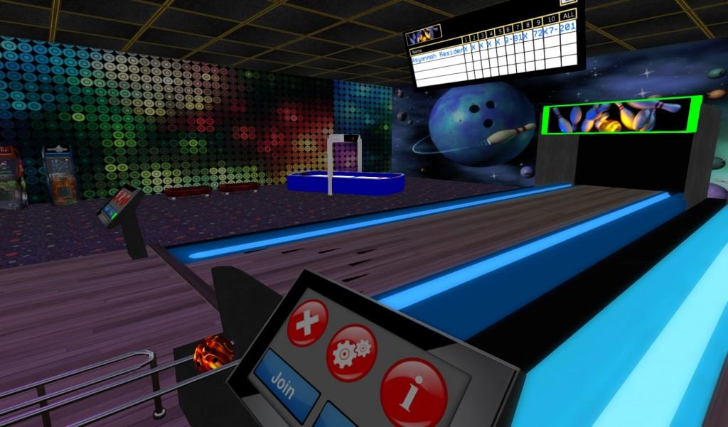 09 Cosmic Bowling