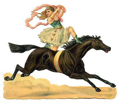Penelope the pony princess