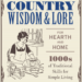 Old Time Country Wisdom and Lore